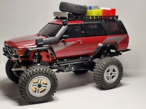 Body Lift Kits for Kyosho Mini-z 4x4 Toyota 4-Runner and Jeep Rubicon