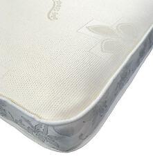 "Luxury Extra Deep Shorty Small Single Memory Foam Mattress 10"" Deep - 3"" Memory"
