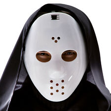 Masque blanc de hockey Jason Hockeyeur [00945blanc] deguisement halloween fete