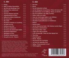 ORIGINAL CAST WIEN 2005 - ELISABETH-DAS MUSICAL-GESAMTAUFNAHME  2 CD NEU