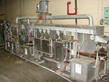 Manufacturing Resources 4 Stage Conveyor Parts Washer-Used