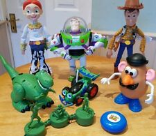 Disney Toy Story Figures Bundle, Buzz lightyear, Woody, jessie, rex & lots more.