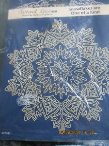 Snowflakes are One of a Kind Die Cut