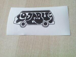 Autoaufkleber Sticker Love Bus nr.2