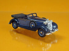 Busch 41334 Horch 853 Cabriolet - offen - blau / dunkelblau - Scale 1:87