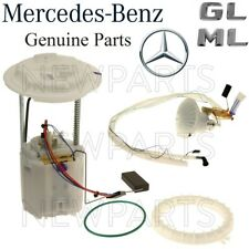 For Mercedes W164 ML X164 GL Electric Fuel Pump & Fuel Filter & Ring Kit Genuine