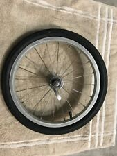 "BOB IRONMAN SPORT Stroller Replacement 16"" Front WHEEL W/ Kenda Tire 16 X 1.75"
