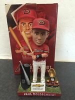 Paul Goldschmidt Bobblehead SGA 9/13/14 Arizona Diamondbacks Stadium Giveaway