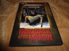 Hunchback of the Morgue (1973) [1 Disc DVD] MYA COMMUNICATION STUDIO