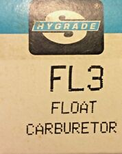 Hygrade Carburetor Float FL3; for AMC, Chrysler, Desoto, Dodge Trucks; 1970-1990