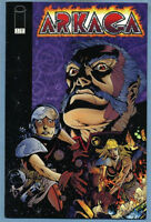 Arkaga #1 1997 One-Shot Image Comics