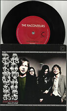 White Stripes THE RACONTEURS Steady as she goes ACOUSTIC trk 7 Inch vinyl Jack