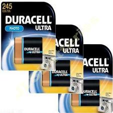3 Duracell Ultra Litio 2cr5 245 Dl245 Foto Pilas