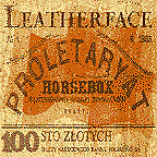 "New Music Leatherface ""Horsebox"" CD"