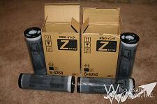 4 Genuine Riso S-4254 Ink Tubes, Risograph EZ 220 MZ 790 RZ 230 310 390 590 790