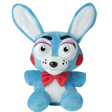 """Hot 6"""" FNAF FIVE NIGHTS AT FREDDY'S NIGHTMARE BLUE BONNIE PLUSH TOY kids gift"""