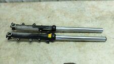 91 BMW K75 RT K 75 K75rt front forks fork tubes shocks right left