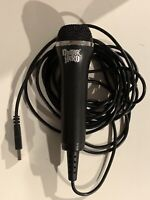 Official Guitar Hero World Tour Microphone for PS3 Wii Xbox 360 Tested Works