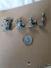 5 SpongeBob SquarePants Monopoly Replacement Game Tokens, Pieces, Movers, pawns