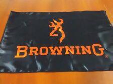 Browning Handgun Flag Polyester Black Browning Flag Deco Mancave 2nd carry Gun