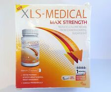 XLS Medical Max Strength 120 Tablets 1 Month Supply No Box!!!  Exp: 03.2020