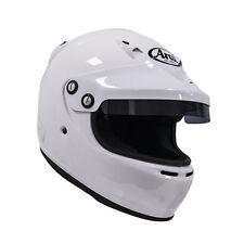 Arai GP-5W peak (M6) White S SA2010 Car Racing Helmet