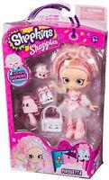 Shopkins Shoppies Doll Pirouetta Character Toy Girls Christmas Gift Playset New