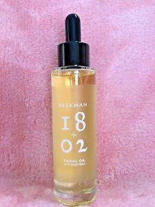 BEEKMAN 1802 SUPERSIZE 18 + 2 FACIAL OIL