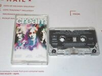 CREAM- THE VERY BEST OF CREAM - Eric Clapton Cassette Tape