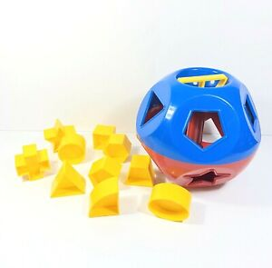 Tupperware Shape O Ball Replacement Spare Pieces 1 2 3 4 5 6 7 8 9 10