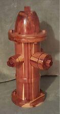 Fire Hydrant - Cedar Wood