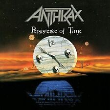 Anthrax - Persistence of Time Vinyl Lp2 Wax Cathedral