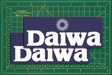 Clásico Pegatinas De Pesca Daiwa Fox Abu Nash Tackle Caja calcomanías Ideal Top Box Lap