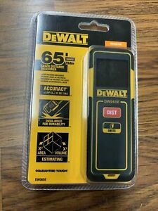 Dewalt 65 ft. Laser Distance Measurer DW065E NEW