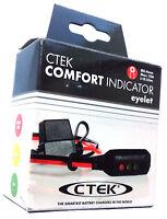 Ctek 56382 Kabel für LADER 0.55m Komfort Blinker Ösen 8.4mm