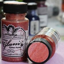 1 bottiglina di SMALTO GLIMMER GLAM TATTERED ANGELS colore peach bellini