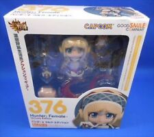 USED Nendoroid 376 Hunter Female Uruk Edition Monster Hunter Good Smile Company