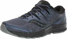 Saucony Men's Guide ISO 2 Trail Running Shoe, Slate/Blue, 11.5 D(M) US