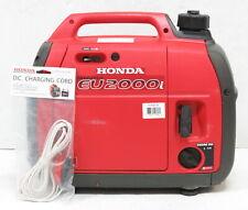 Honda EU2000i Inverter Gas Powered Generator 2000W-1600W 120V 4-Stroke Engine