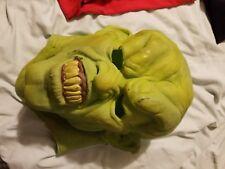"Vintage Goosebumps ""The Haunted Mask"" Halloween Mask"