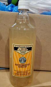 Starbucks sugar free cinnamon dolce syrup