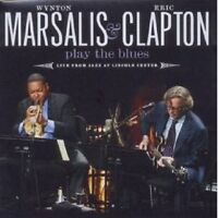 CLAPTON/MARSALIS - PLAY THE BLUES LIVE F...CD + DVD NEU