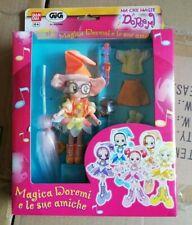Sinfony Magica Doremi e le sue amiche Serie 3 Bandai GIG Vintage rari Bambola