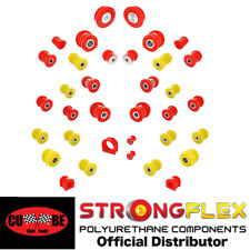 StrongfIex - Poly Polyurethane FULL SUSPENSION Bushing Kit for IS300 (Road)