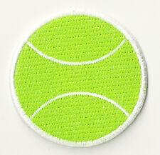 Écusson patche transfert thermocollant Tennis balle patch brodé