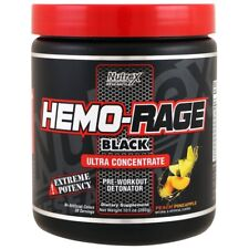 Nutrex Research Labs Hemo Rage Black  Ultra Concentrate  Peach Pineaple 30 serv