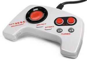 NES - Original Controller mit Turbo #grau MAX US [Nintendo] gebraucht