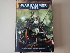Warhammer 40,000 Rulebook by Games Workshop 40k Hardback Book 2012 6th Edition