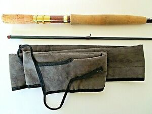 "NEW OLD STOCK ""C-ROD"" BY SISTERS COMPOUND RODS MED-HVY, 8'3"", 2 PC., 4 TO 11 WT."