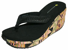 Dunlop Wedge Beach Shoes for Women